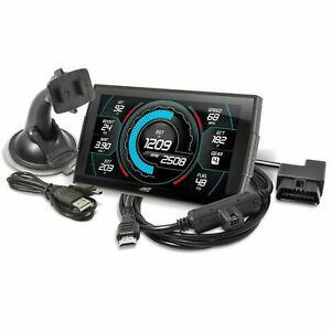 Edge Insight Cts3 Digital Gauge Monitor 84130 3 New 1996 And Up Ford Dodge Chevy