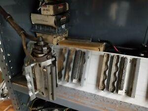 Sunnen Portable Cylinder Grinder Hone With Many Honing Stones 60