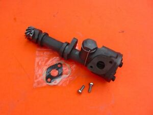 Ford Flathead V8 Oil Pump 1949 1950 1951 1952 1953 Standard Volume Helical Gears