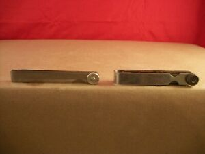 2 Vintage Snap on Spark Plug Gap Feeler Gauge 379 cu s a And Fbm 321 Metric