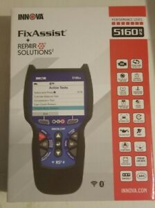 Innova Diagnostic Scan Tool 5160rs Fixassist Obd1 Obd2 Code Reader Scanner Tpms