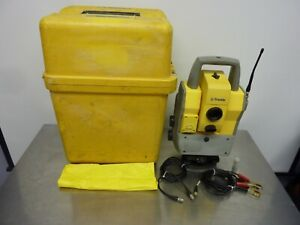 Trimble Type 5603 Dr 200 571243003 Robotic Survey Total Station 21324