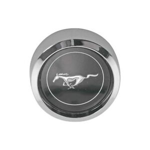 1969 Mustang Magnum 500 Wheel Center Cap With Black Background 44 43090 1