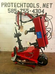 Hunter Butler Tc3700 Tc3710e Tire Wheel Changer Low Profile Machine 101