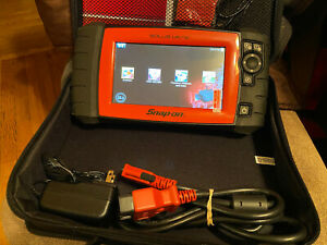 Snapon Solus Ultra 20 4 Diagnostic Full Function Scanner Eesc318 Euro Asian 20 2
