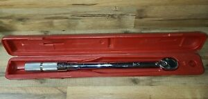 Proto 6016 Torque Wrench With Red Case