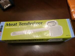 Winco Meat Tenderizer Heavy Cast Aluminum 2 sided New in box Free Shipping