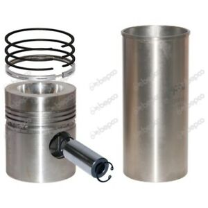 Massey Ferguson 1105 1130 1135 Piston Liner Kit Perkins At6 354 One Cylinder