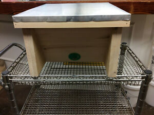 1 Unassembled 10 Frame Top Bar Nuc Beehive Box Commercial Pine