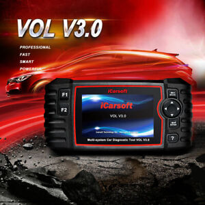 Icarsoft Vol V3 0 For Volvo saab Diagnostic With Auto Vin quick auction Test