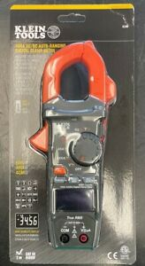 Klein Tools Cl390 Auto ranging Digital Clamp Meter cl390 New Sealed