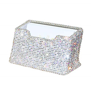 Business Card Holder Stand For Office Professional Luxury Display Womens