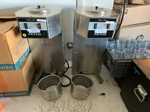 Fetco Cbs 31pap Commercial Coffee Brewer