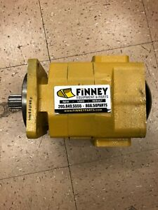 At143542 Main Hydraulic Pump For John Deere 624g Wheel Loaders Rubber Tire New