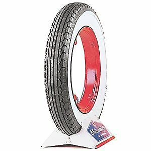 Coker Tire 78972 Coker Bfgoodrich Silvertown Whitewall Bias Ply Tire