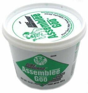 Transmission Assembly Lube Dr Tranny Lubegard Grease Green Goo Overhaul Rebuild