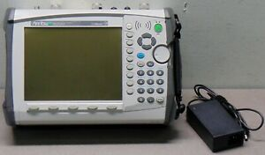 Anritsu Ms2036a Vna Master Network Analyzer 6ghz Opt 25 31 Passes All Tests