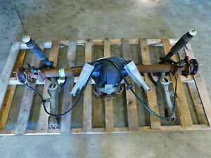 99 00 01 02 03 04 Ford Mustang V8 8 8 Rearend Axle Assembly 4 10 Gear C04