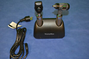 Welch Allyn Charger 71140 Macroview Otoscope 23810 11720 Ophthalmoscope