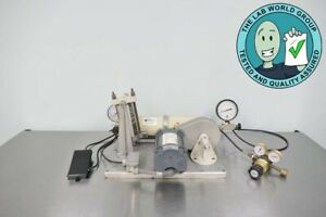 Parr Pressure Reaction Apparatus 3911 With Warranty See Video
