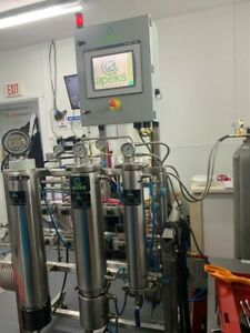 Apeks 5l Co2 Extractor Supercritical Subcritical With Chiller Ready