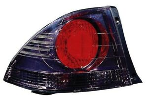 Tail Light Assembly sportcross Left Maxzone 212 19g6l us8 Fits 2001 Lexus Is300