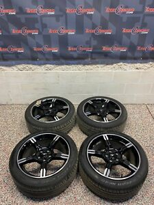 2020 Ford Mustang Gt California Special 19x8 5 Wheels Rims Tires 435 Miles 10 32