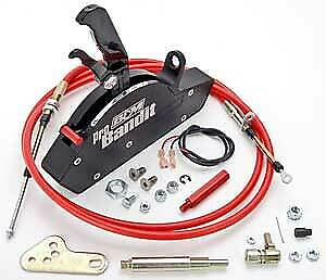 B M 81112 Stealth Pro Bandit Shifter Kit Includes Shifter Cable Brackets And