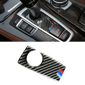 Accessories Gear Shift Box Cover For Bmw F10 5 Series 2011 2017 Useful Durable
