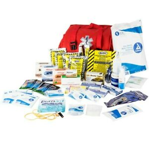 Ems First Responders Emergency First Aid Kit Bag