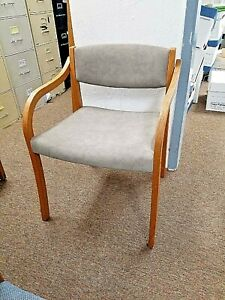 19 Office Guest Chairs lot