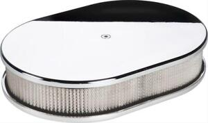 Billet Specialties 15329 Oval Air Cleaner Small
