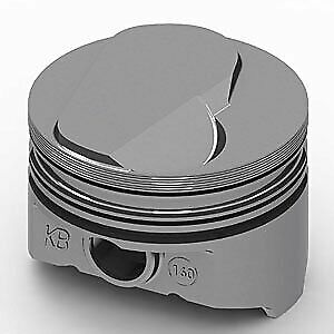 United Engine Machine Kb160 040 Chevy 396 402ci Hypereutectic Pistons