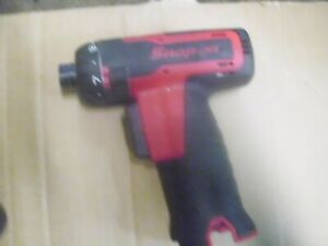 Snap On Cts761a 14 4 Volt Micro Lithium Cordless Screwdriver