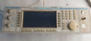 Marconi 2052 Front Panel Make Offers