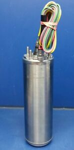 New Franklin Electric 2145089003 4 wire Well Submersible Pump Motor 1hp 230v 1ph