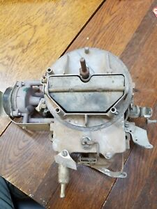 Oem 1970 1971 Amc Jeep 360 Engine Reman Motorcraft 2100 Carburetor
