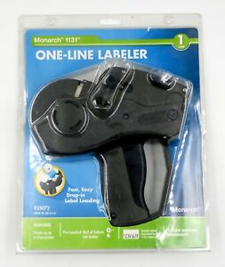 Monarch 925072 Pricemarker Model 1131 1 Line 8 Characters New Cracked Package