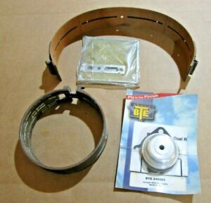 Bte Racing P G Powerglide Dual Ring Servo Metal Rings Bte248501 Parts Lot