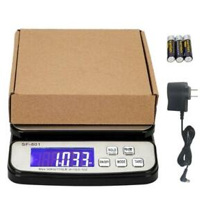110 Lb X 0 1oz Digital Postal Shipping Scale Weight Postage Kitchen Counting