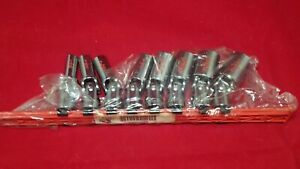 Matco Tools Sbdu86rb 3 8 Drive 8 Pc 6 Pt Deep Universal Chrome Socket Set