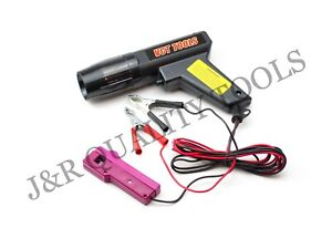Vct Automotive Xenon Inductive Timing Light Engine Ignition Tune Up Gun New