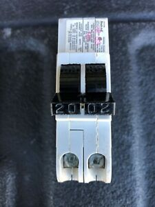 Federal Pacific Stab Lok Breakers 20 Amp Double Pole new
