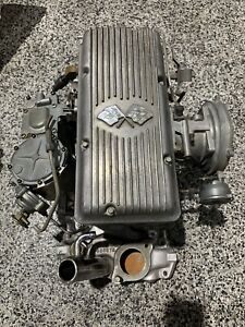 Corvette 1963 Fuel Injection Main Unit With Matching Intake Fuelie