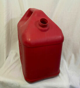 Vintage Blitz 5 Gallon Gas Can 11833 No Spout Free Shipping From South Florida
