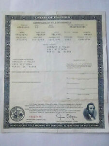 1972 Ford Ranchero Pickup Barn Find Historical Document