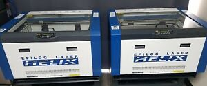 2 Epilog Helix Laser Engraver Others Available Will Sep Universal Trotec