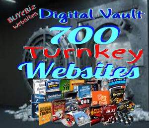 Premium 700 Websites Turnkey Mega Pack Free Sales Page Resell Rights Buy It Now