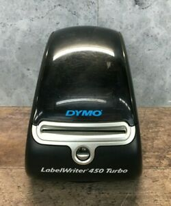 Dymo Labelwriter 450 Turbo Model 1750283 Unit Only No Power Cable untested