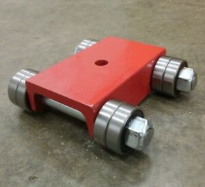 Made In Usa 8 000lbs Machine Dolly Skate Machinery Mover Machinery Caster